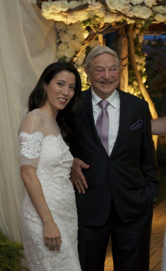 Soros current wife, Tamiko