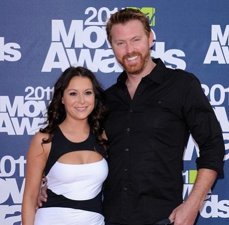 Alexa PenaVega and her ex-husband Sean Covel