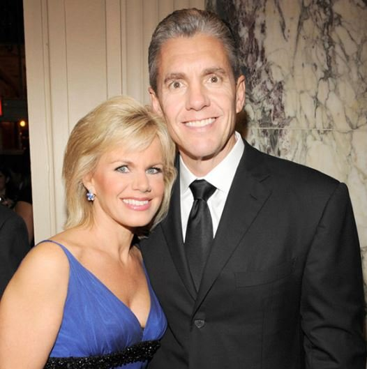 Casey Close with his wife, Gretchen Carlson.