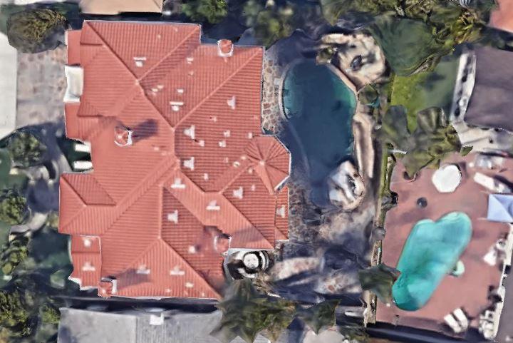 Karen Carpenter's house located at Downey, California.