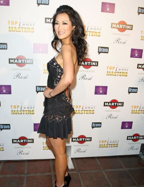 Kelly Choi arrived at OK! Magazine's 2010 Sexy Singles Event at Juliet Supper Club on 20th April 2010, in New York City.