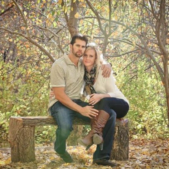 Jeff Kirkpatrick spent the most romantic moments of his life with his beautiful wife, Holly Holm in New Mexico.