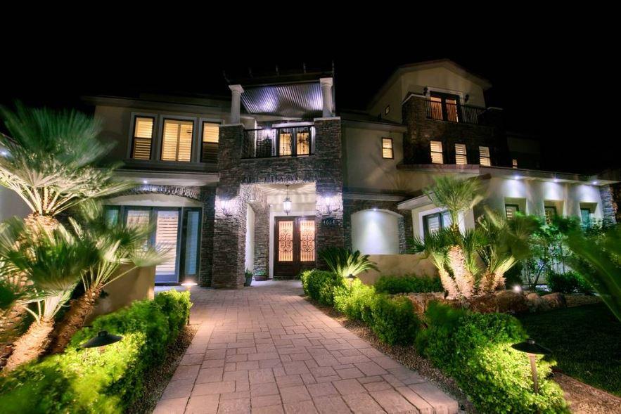 Brett Raymer's house located in Las Vegas, Nevada.