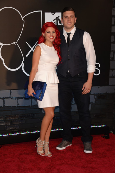 Carly and her ex-boyfriend, Chris