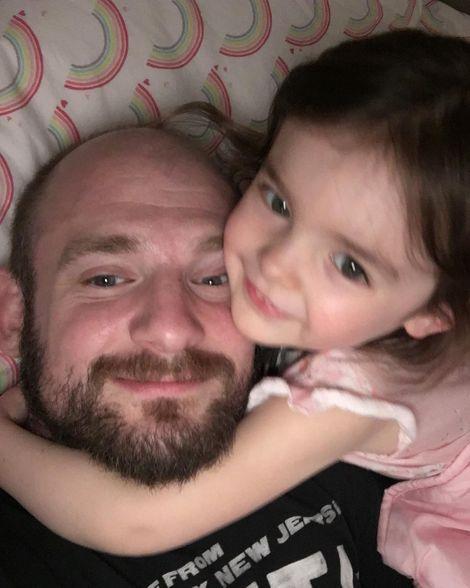 Mac Lethal's daughter