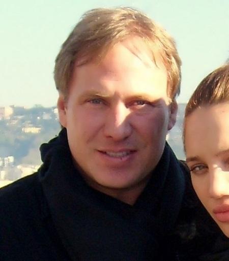 Natalie Gal's former husband Stuart Hagler