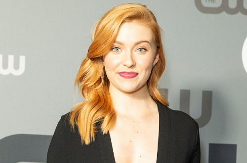 Actress and Singer Kennedy McMann