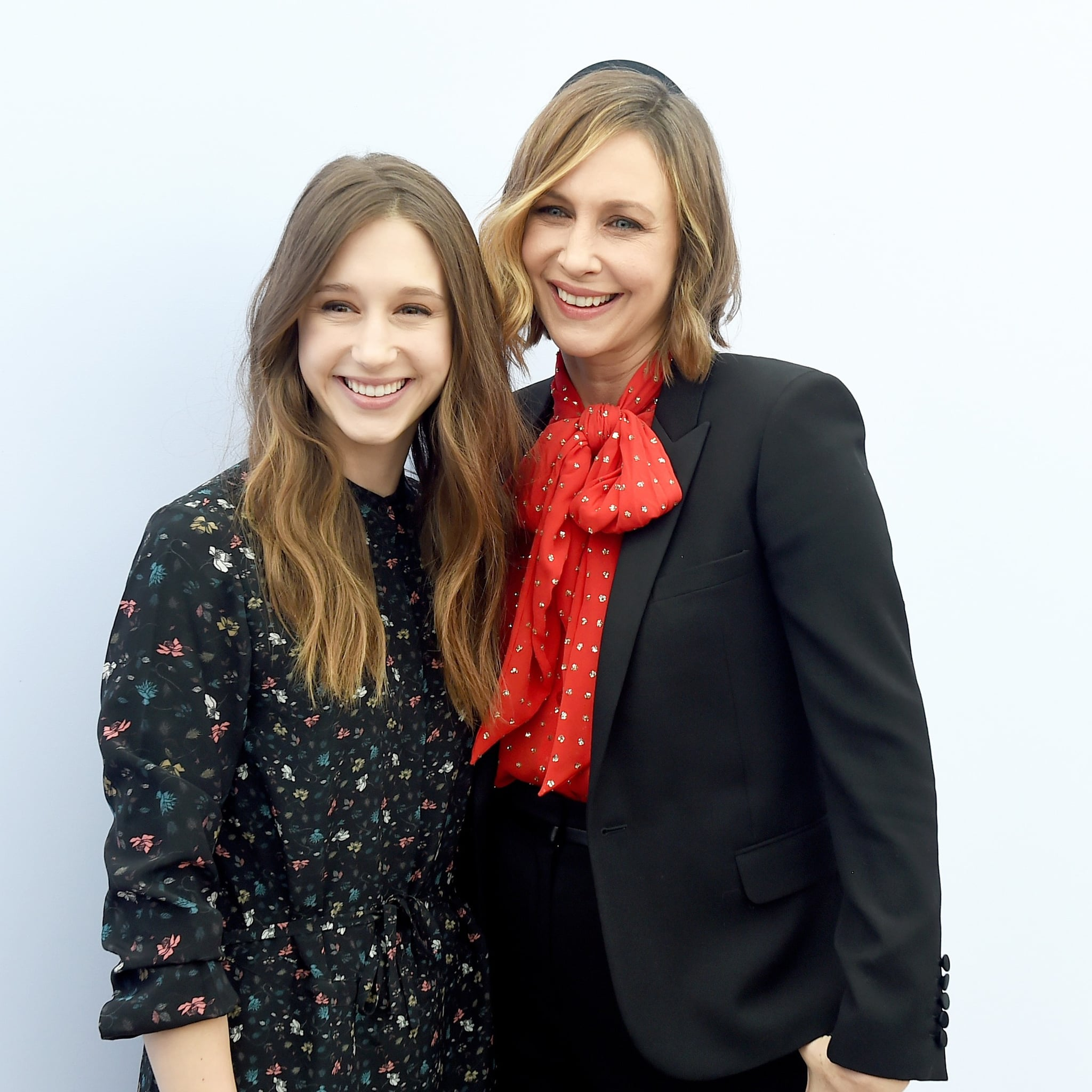 Laryssa Farmiga's sisters Vera and Taissa Farmiga