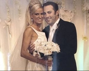 Erica Dahm along with her husband, Jay McGraw