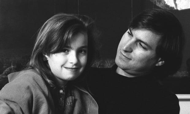Lisa Brennan and her dad