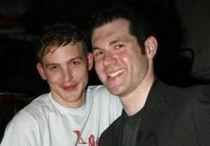 Richard Dibella and Robin Lord Taylor
