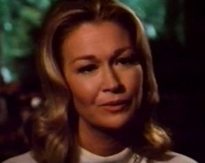 The young image of Diane Ladd