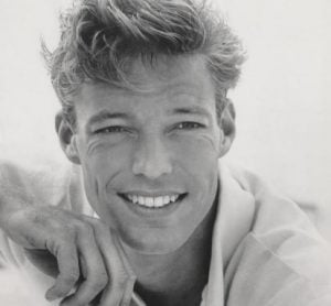 Richard Chamberlain in his adulthood
