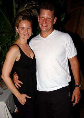 Sharon Case and her former husband