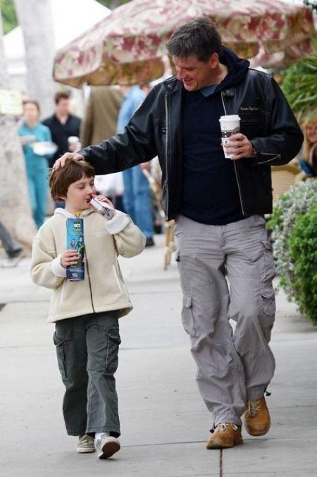 Liam James Ferguson's father has a net worth of $30 million