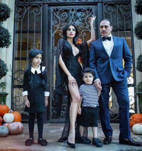 The Khoshbin family