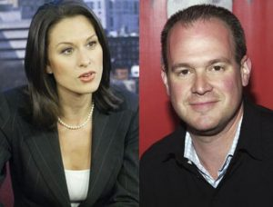 Alycia Lane and Rich Eisen