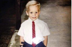 Childhood image of Cole Dickson Beasley