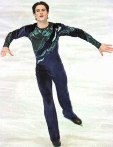 Fedor Andreev's figure skating