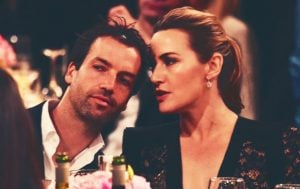 Kate Winslet along with her spouse, Edward Abel Smith