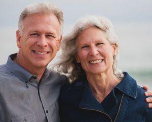 Phil Schiller with his wife, Kim Gassett-Schiller
