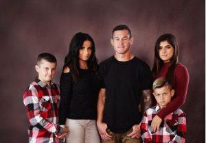 Deegan Family photo