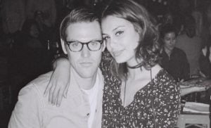 Nathalie was in a relationship with her The Dynasty co-star Zach Roerig.