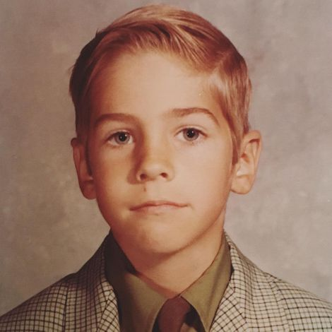 Jake Abel on his childhood days