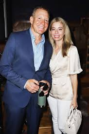 Steve Guttenberg with his wife Emily Smith