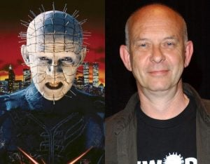 The Famous Pinhead Actor Doug is a Huge Success.