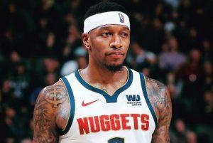 Professional Basketball player, Torrey Craig