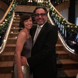 Lauren and her husband Machael