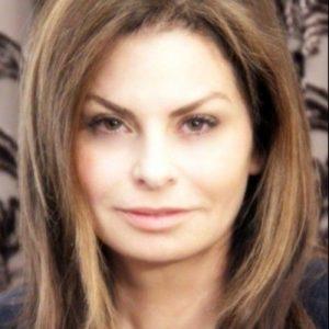 Danny ex-wife Nabila Khashoggi.