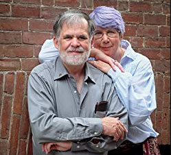 Sharon Lee and her husband Steve Miller