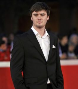Cameron Bright during an event