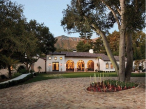 Michael's Montecito located house.
