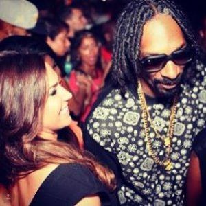 Erin recalls her memory of meeting Snoop Dog in Caribana, Toronto