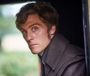 Jack Farthing played the role of George Warleggan in Poldark