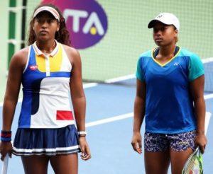 Naomi and her sister, Mari