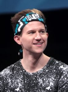 Alexa's once rumored boyfriend Ricky Dillon.