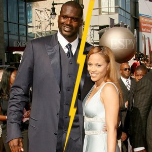 Shaunie and Shaquille, Once a Beautiful Couple are Now Separated From Each other.
