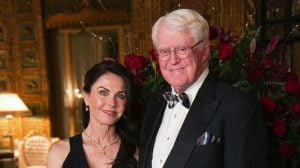 Bill Koch and his wife Rooney