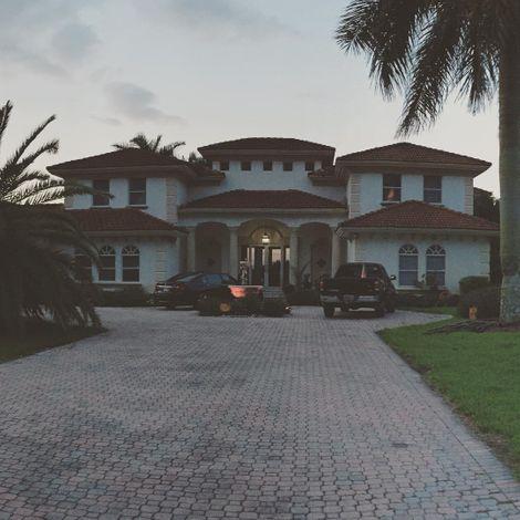 Albert Almora's home