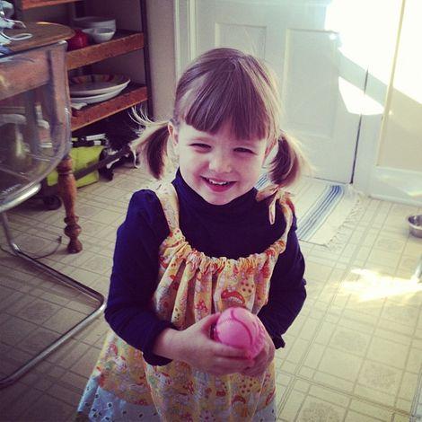 Jennifer Robertson's daughter