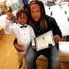 Jabaal with his son,Jayden Angel Sheard, from his ex-girlfriend.