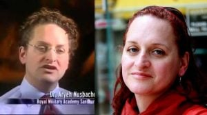 Her husband transformation from male to female.