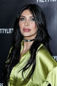 Beautiful Brittny Gastineau in an event.