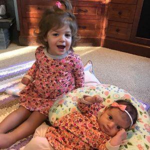 Beautiful Two Daughters of Matt Noyes.