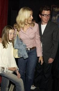 Lene with her husband Rick and daughter, Emilie.