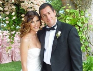 Adam and Jackie in their marriage.